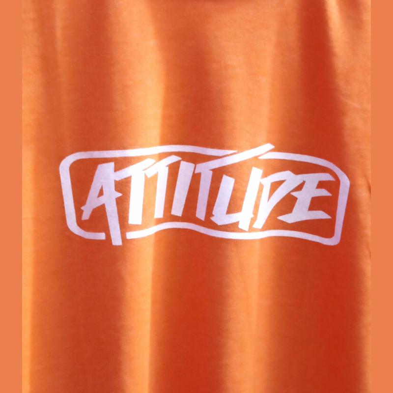 mens-orange-attitude-round-neck-slim-fit-t-shirt