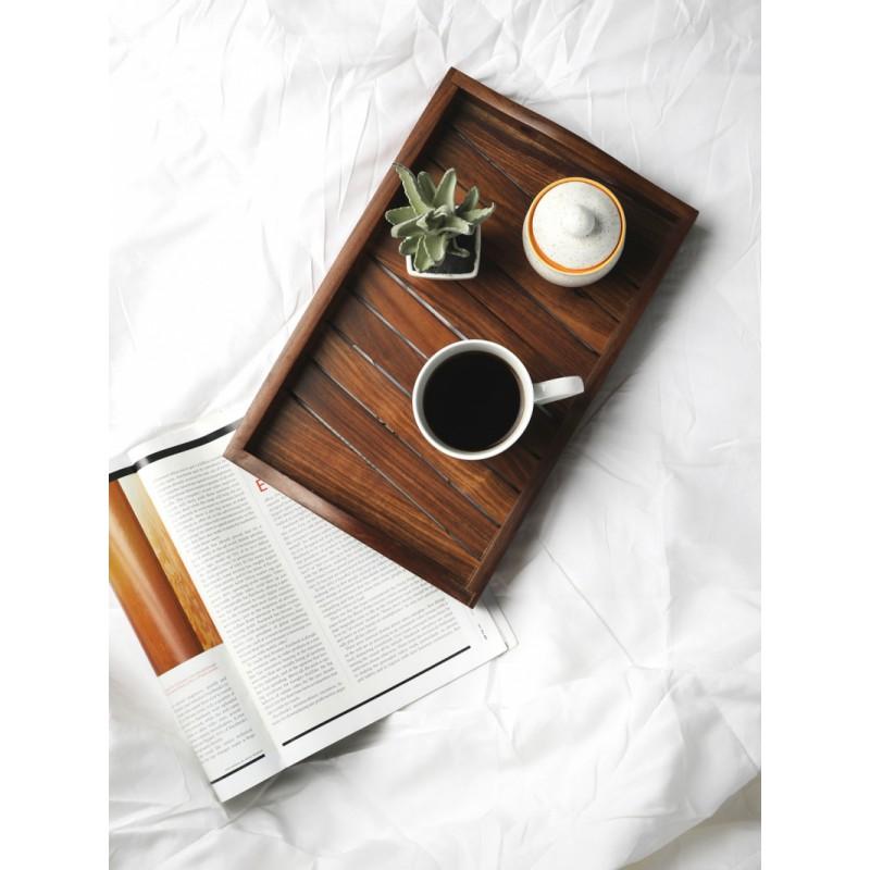 brown-diagonal-panel-14-inch-sheesham-wood-serving-tray