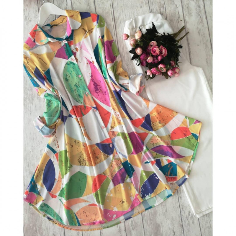 nc-womens-clothing-multicolor-kurtis-with-white-plazzo