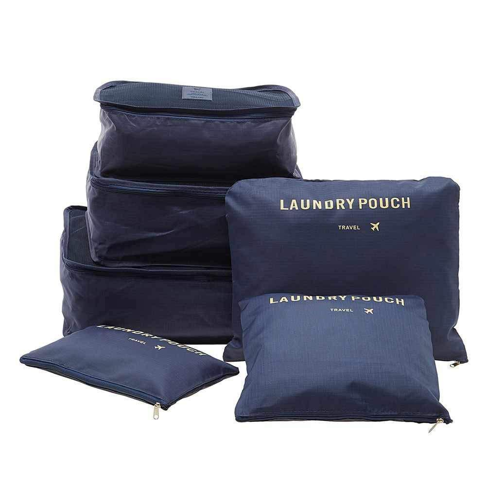 set-of-6-bags-waterproof-cubes-travel-packing-luggage-cloth-organizer-storage-compression-pouch-laundry-zipper-bags