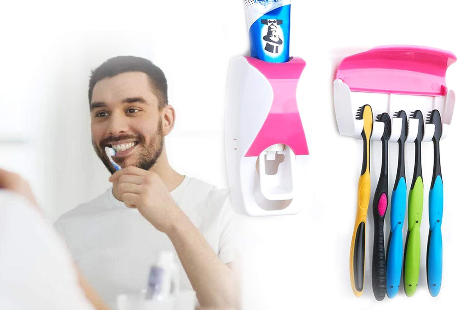 toothpaste-dispenser-tooth-brush-with-toothbrush